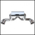 Ferrari F360 Maxflo High Performance Exhaust with 90mm Quad Tips 
